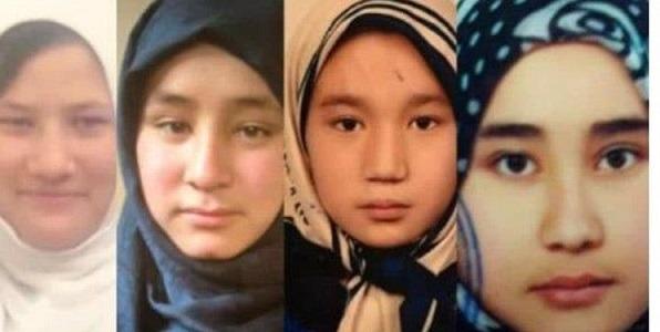 به یاد قربانیان بی گناه انفجار کابل در خون نشست روسریِ دخترانمان…